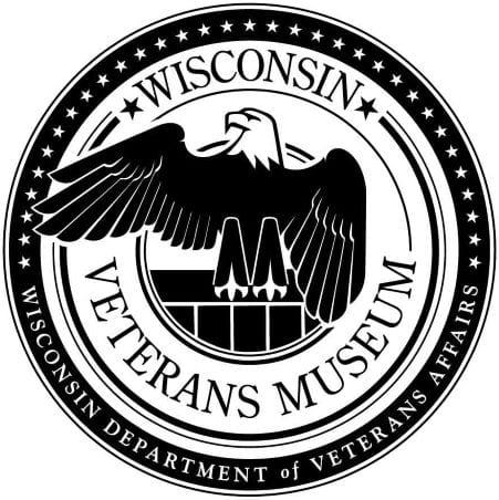 Wisconsin Veterans Museum logo.
